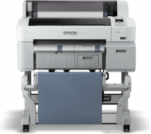 "Epson SureColor SC-T3200PS 24"" (C11CD66301EB) z podstawą"